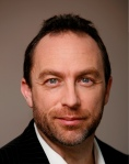 Jimmy Wales. Shared under: Creative Commons Attribution ShareAlike 3.0