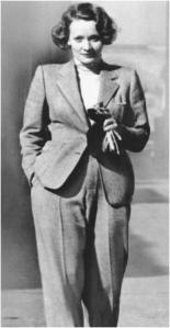 Coco Chanel, 1920s (Presumed public domain)
