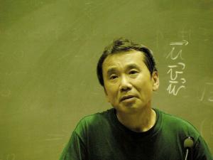 Haruki Murakami (Photo by Wakarimasita, Wikipedia, under Creative Commons Attribution ShareAlike 3.0)