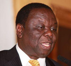 Morgan Tsvangirai, 2009 (Photo: Harry Wad)
