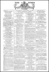 The Times 1785 (must be public domain!)