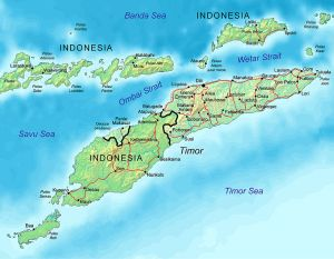 East Timor (by Mats Halldin from Wikipedia, used under Creative Commons, CC-BY 3.0)