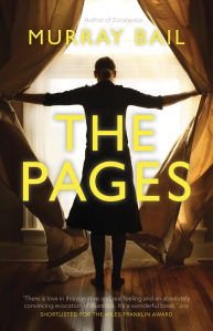The pages, Paperback cover (Image: Courtesy Text Publishing)