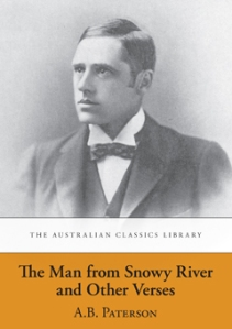 Cover for The man from Snowy River and other verses (Courtesy: Sydney University Press)