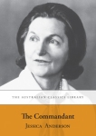 Jessica Anderson, The commandant Book cover