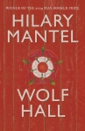 Hilary Mantel, Wolf Hall cover
