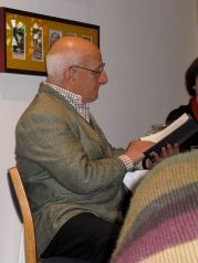 David Malouf reading Ransom