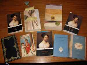 Mansfield Park book covers