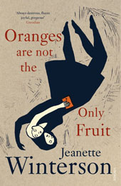 Winterson, Oranges are not the only fruit, book cover