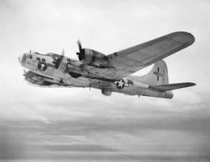 B-17 Bomber plan