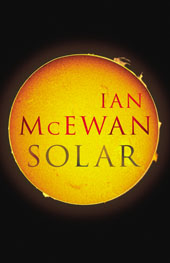 Ian McEwan Solar bookcover