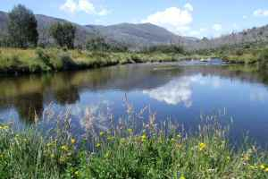 Thredbo River, Kosciuszko National Park