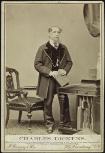 Charles Dicken, c1860