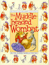 The muddle-headed wombat, book cover