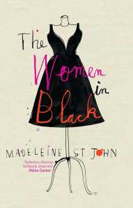 The women in black, Madeleine St John, book cover