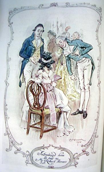 Austen Sense And Sensibility Ch 36 Illustration