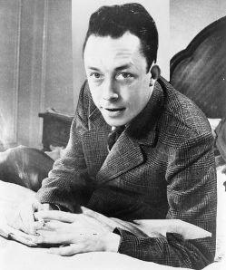 Albert Camus 1957