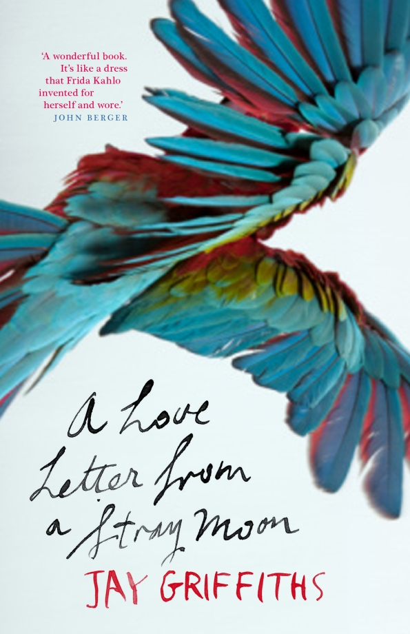 Jay Griffiths, A love letter from a stray moon cover