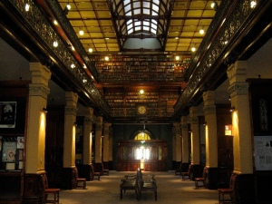 Mortlock Wing, State Library of South Australia