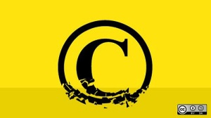 Copyright notice by Open Source