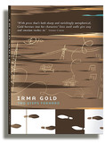 Irma Gold's Two steps forward Bookcover