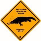 Australian Literature badge, by Reading Matters