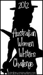 Australian Women Writers Challenge 2012 Badge
