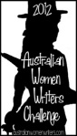 Australian Women Writers Challenge 2012 Badge