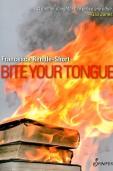 Francesa Rendle-Short book cover Bite your tongue