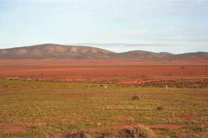 Outback Australia, near Burra, SA