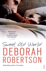 Sweet Old World by Deborah Robertson cover image