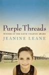 Jeanine Leane's Purple threads