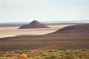 Desert south of Woomera, South Australia
