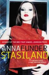 Anna Funder's Stasiland bookcover