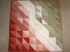 Spring and Fall Quilt, 1985