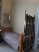 Franz Liszt's bed