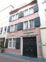 Beethoven's birth house