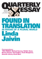 Linda Jaivin, Found in translation Book cover