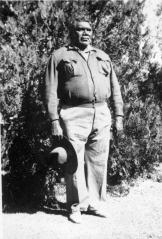 Albert Namatjira, 1949 (Public Domain, via Wikipedia)