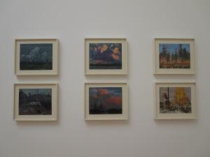 Tom Thomson landscapes at AGO