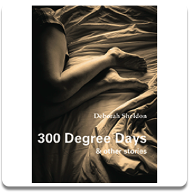 Sheldon, 300 Degree Days, book cover