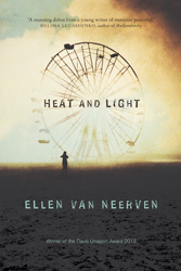 Ellen van Neerven, Heat and light, book cover
