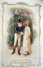 My dearest, most beloved Emma, tell me at once (Illus. CE Brock, 1909, via solitaryelegance.com)
