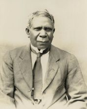 David Unaipon (Courtesy State Library of NSW, via Wikipedia. Public Domain)