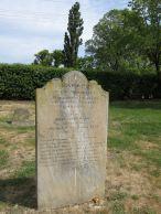 Margaret and John Anderson, Bothwell Cemetery