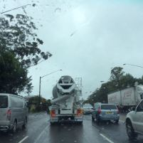 Oh, it's fun driving on Pennant Hills Road!