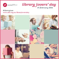 ALIA Library Lovers Day 2016 Graphic
