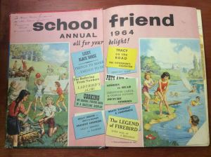 School Friend Annual 1964