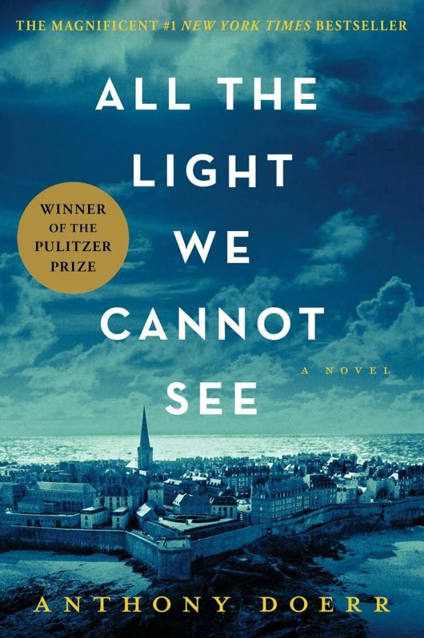 Anthony Doerr, All the light we cannot see