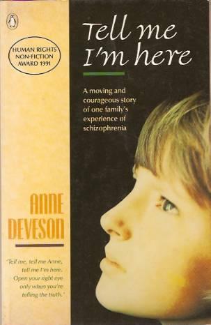 Anne Deveson, Tell me I'm here
